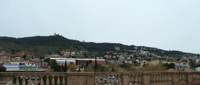 En Passeig de Sant Gervasi impresionate ático de lujo en venta de 350 m2 y 200 m2 de terrazas con vistas a toda Barcelona