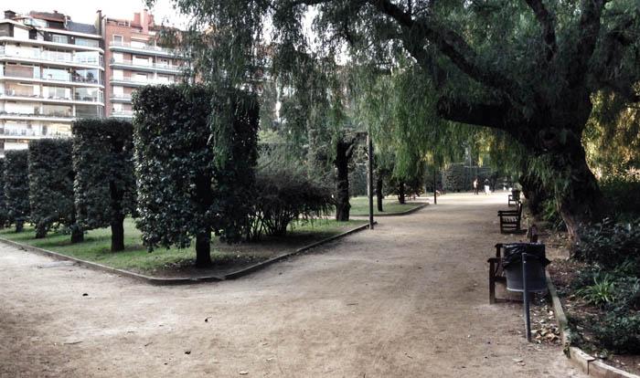 Inmofinders te invita a conocer este piso de lujo en alquiler en Barcelona, zona Turó Park
