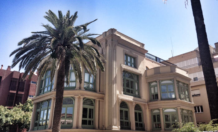 Casa Orlandai Sarrià Barcelona