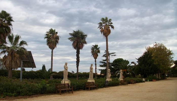 Jardines Sentmenat Sarrià Barcelona