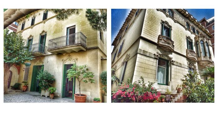 Inmofinders, casa de lujo en Passeig de la Bonanova con una superficie construida de 850 m2, 10 habitaciones y un jardín de 500 m2