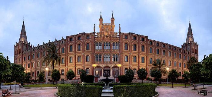 Vuelta a colegios m gicos de la zona alta de barcelona - Colegio delineantes barcelona ...
