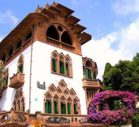 Casa roviralta joya modernista barcelona i inmofinders - Casa modernista barcelona ...