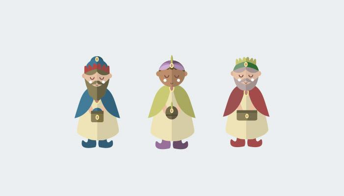 Cabalgata Reyes Magos Sant Gervasi