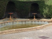 Jardines de la Tamarita, un lugar donde descansar