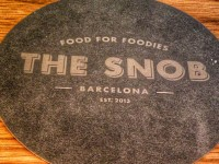 The Snob: hamburguesas de autor