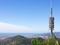 Torre de Collserola: de Barcelona al cielo