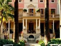 Un palacio para coleccionistas en la zona alta de Barcelona