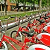 Cómo moverte en bicicleta por la zona alta de Barcelona