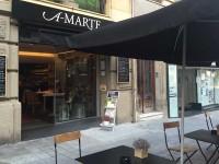 A-Marte: comida sana, cultura y ocio en la Zona Alta de Barcelona