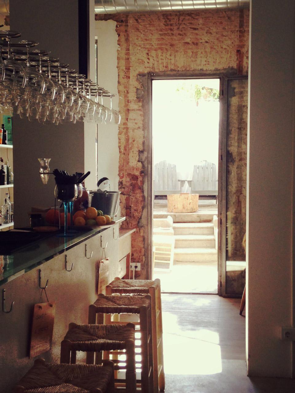 Bartreze tomar una copa o comer en la zona alta de sarri - Zona alta barcelona ...