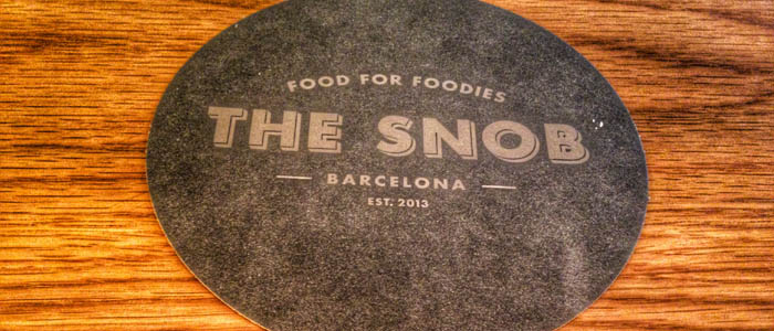 Up and Town restaurante hamburgueseria The Snob zona alta de Barcelona