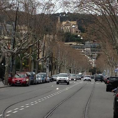 avenida tibidado barcelona