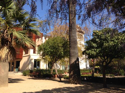 Jardines de Villa Florida Sant Gervasi