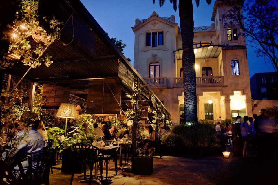 Restaurante con Terraza Dos Torres Barcelona