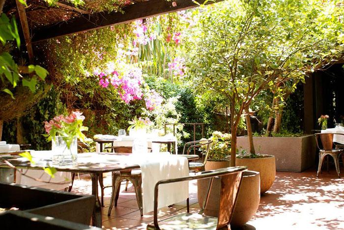 Restaurante A Contra Luz Barcelona