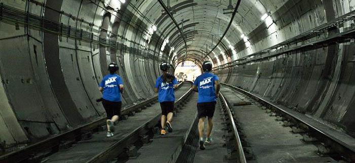 Discovery Underground Barcelona en Agosto