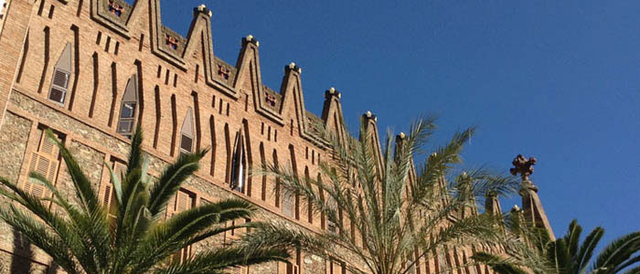 Colegio Teresianas Barcelona zona alta