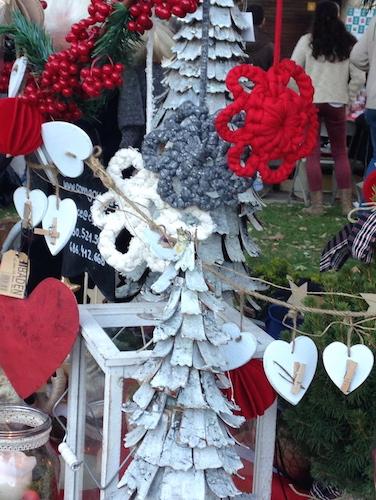 Inmofinders mecados artesanias navidad