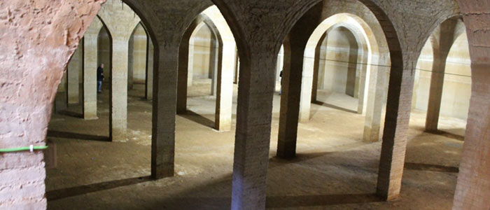 Inmofinders blog Barcelona epósito de aguas Sarrià Sant Gervasi zona alta