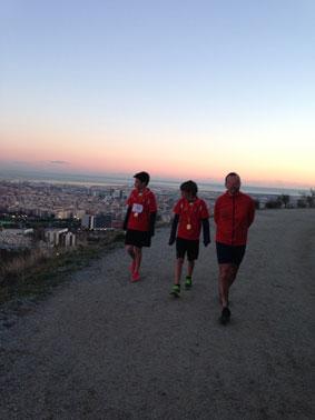Inmofinders practicar deporte al aire libre en Barcelona