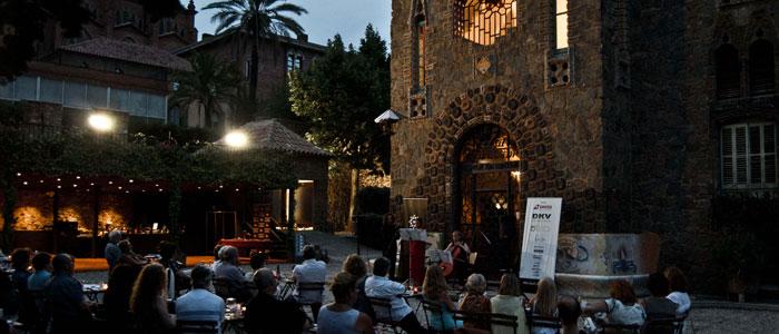 Conciertos de verano en torre bellesguard Barcelona