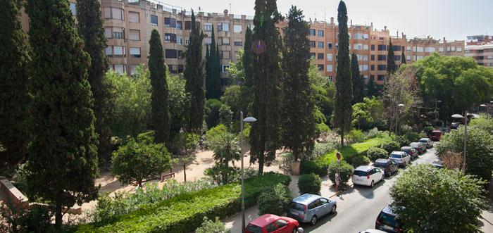 pasaje Maluquer Sant Gervasi Barcelona
