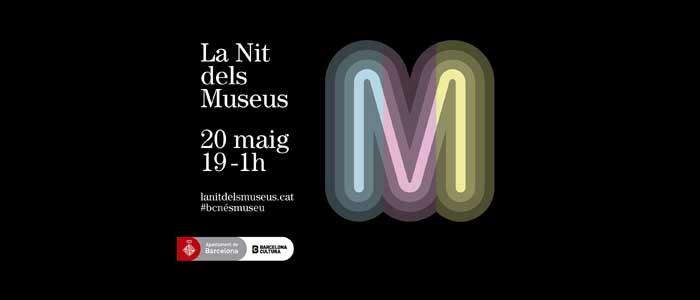 Noche museos barcelona 2017