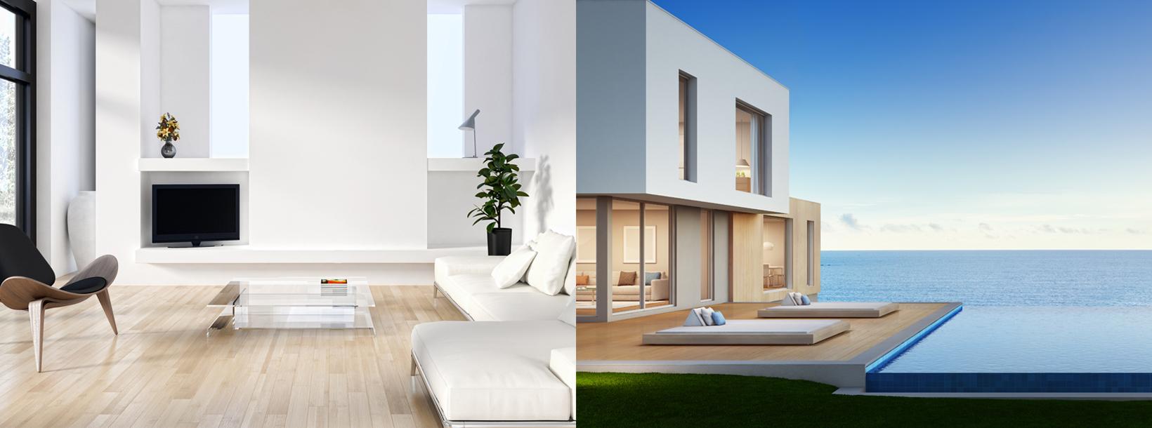 Especialistas en pisos lujo Barcelona y casas Costa Brava