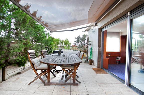 Tico d plex parque santa am lia venta - Atico terraza barcelona ...