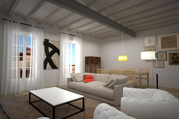 Inmofinders pisos en venta en eixample barcelona - Piso eixample barcelona ...