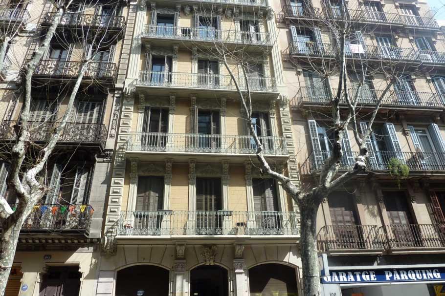 Piso alto standing en eixample barcelona alquiler - Agente inmobiliario barcelona ...